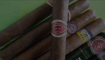 宽古巴雪茄选择